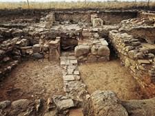 Durante obra foi identificada uma 'villa' Romana, datada dos séculos III a V, e em singular estado de conservação.
