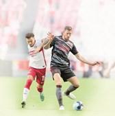 Águias eliminaram o Spartak na 3ª pré-eliminatória e vão agora disputar o play-off da Champions