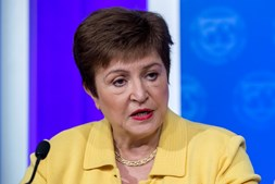 Kristalina Georgieva lidera FMI