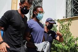 Rúben Semedo, defesa-central do Olympiacos, de 27 anos, preso por coautoria de violação coletiva de uma adolescente de 17 anos.