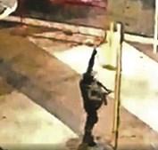 Ladrões estavam equipados com armas de guerra e dispararam para o ar e contra os edifícios para intimidar a população de Araçatuba