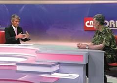 Responsável pela campanha de imunização em entrevista exclusiva à CMTV