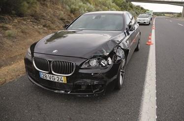 Parlamento chumba comissão de inquérito sobre acidente na A6 com carro de Eduardo Cabrita