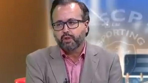 """Vítor Pinto: """"Vieira vai dirigir-se aos sócios"""""""