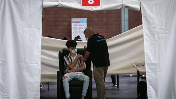 Portugal tem já 83% da população totalmente vacinada contra a Covid-19