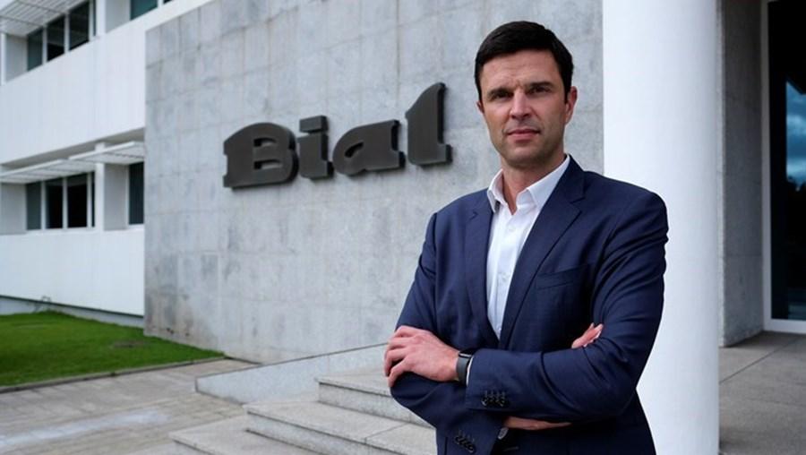 CEO da Bial, António Portela