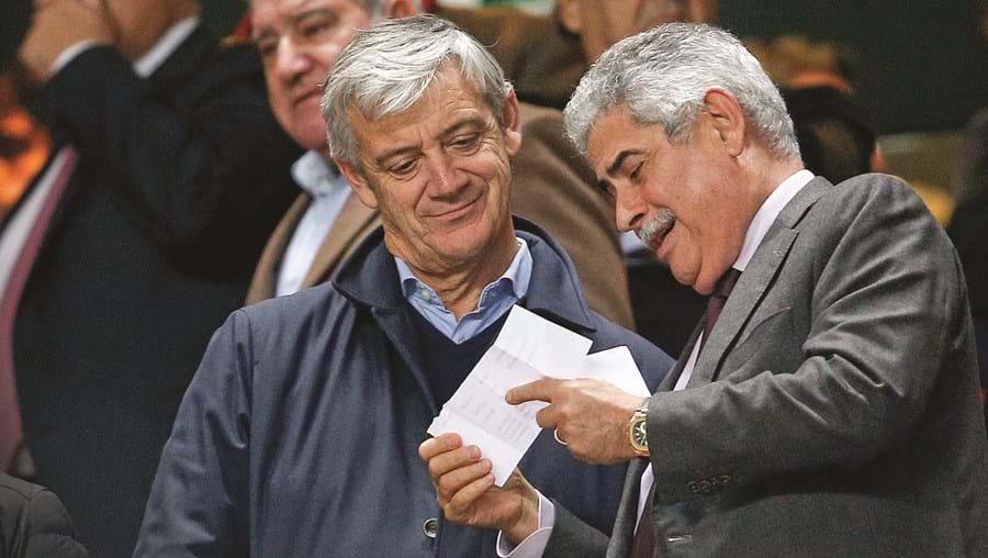 Dois principais dirigentes da SAD traçaram plano da venda do Benfica