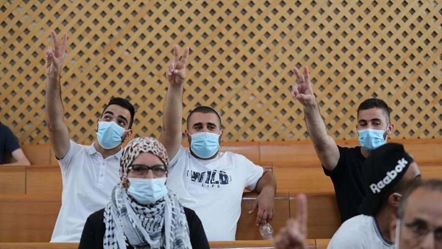 Moradores de Sheikh Jarrah reagem à decisão do Supremo Tribunal israelita de propor alternativa a despejos