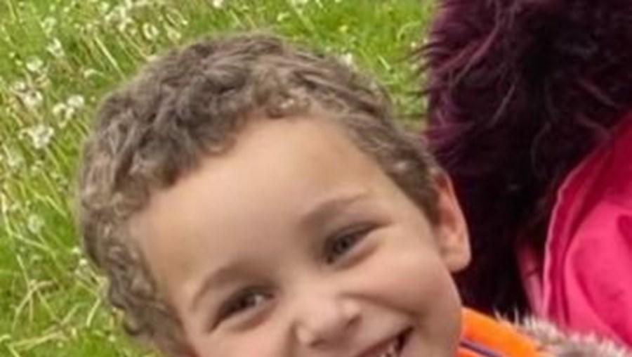 Logan Williamson tinha 5 anos
