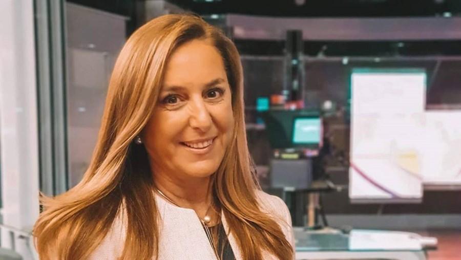 Jornalista Alexandra Borges