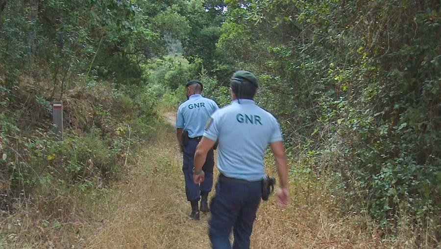 Militares da GNR