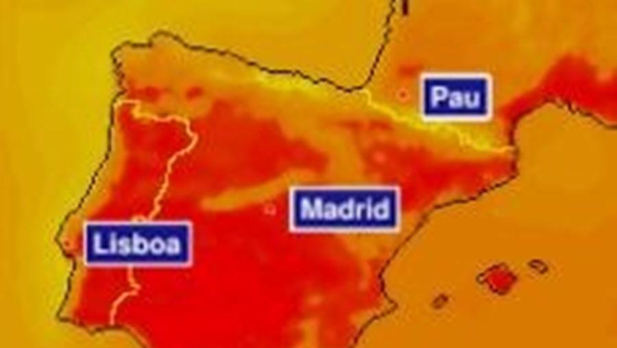 Onda de calor atinge Europa na segunda metade de agosto. Temperaturas podem subir mais 20 graus em Portugal