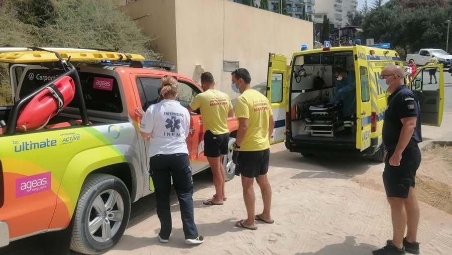 Autoridades destacam que muitos dos incidentes nas praias não se devem a pessoas em dificuldades na água.