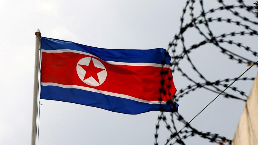 Satélite regista imagens de inundações na Coreia do Norte