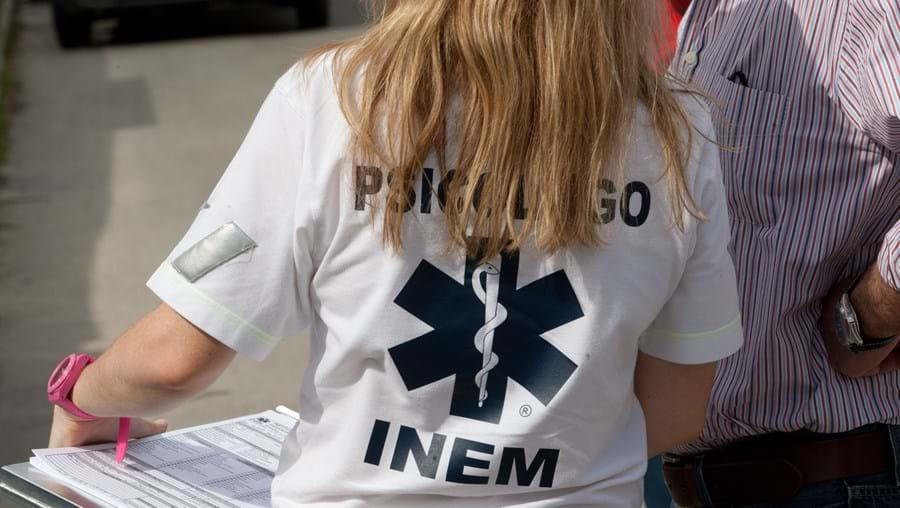 Um ferido grave em colisão entre trator e veículo ligeiro em Monção.