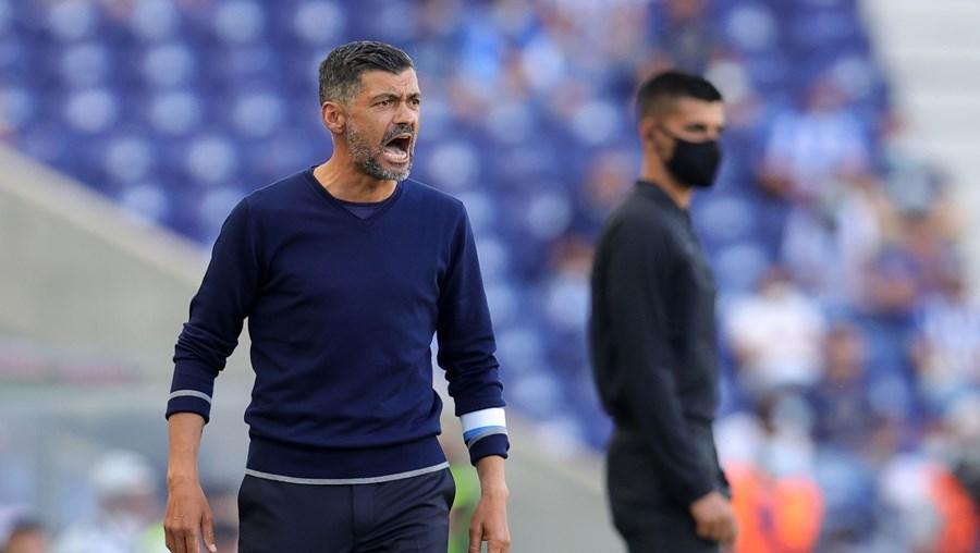 Sérgio Conceição sabe que poderá perder um jogador importante em cima do fecho do mercado de transferências