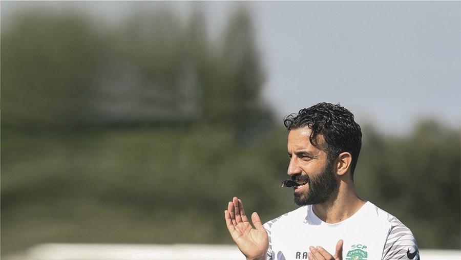 Rúben Amorim prepara-se para deslocação difícil a Braga