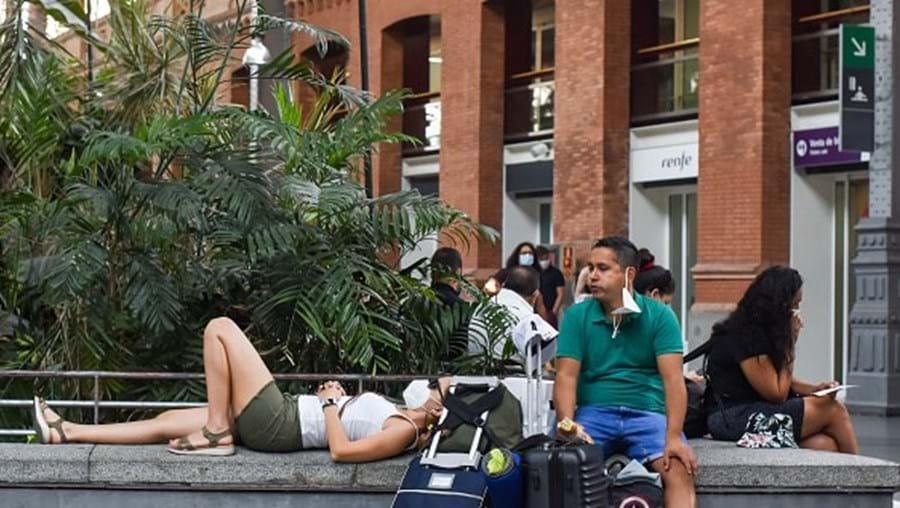 Espanha bate recorde de temperatura do país com 47,4 graus no sábado