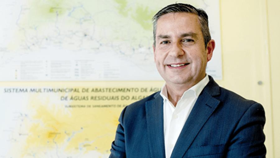 António Eusébio, presidente da Águas do Algarve