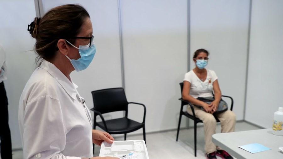 Vacinação Covid-19 em Alcabideche