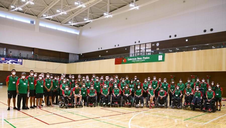 Portugal representado por 33 atletas nos Paralímpicos