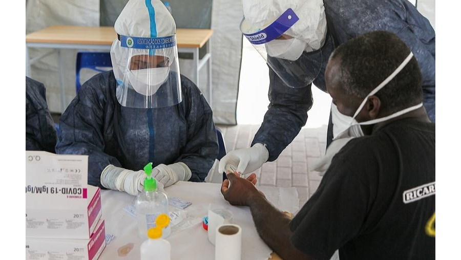 Médicos em Cabo Verde