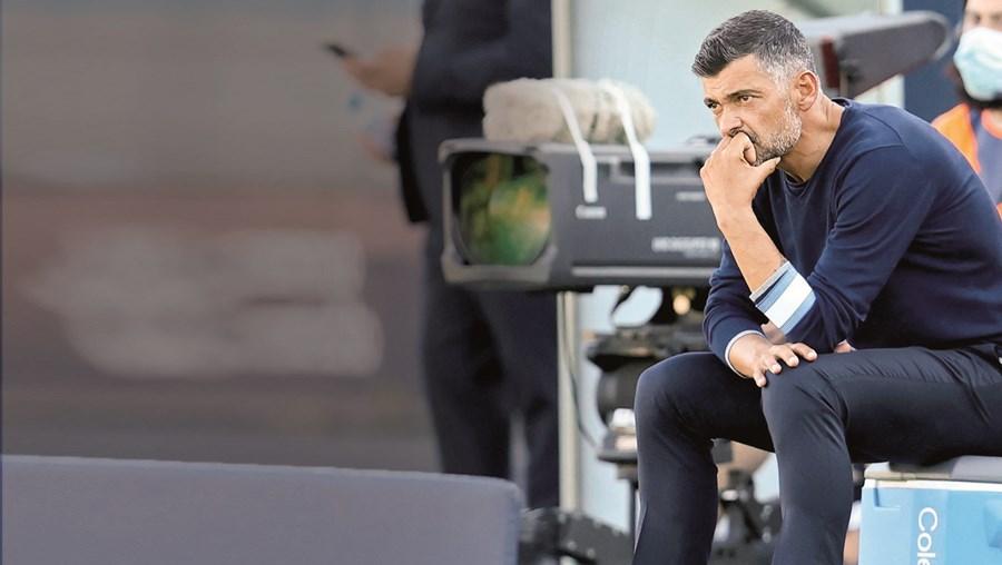 Sérgio Conceição garante equipa focada