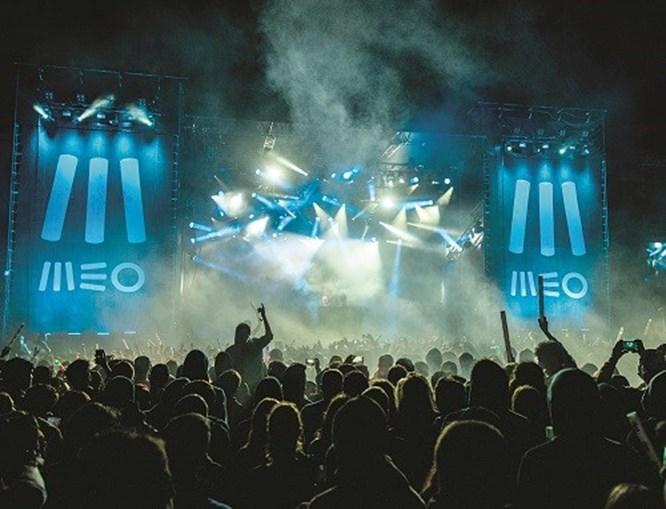 Ferstivais de verão, concertos