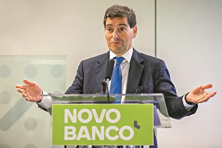 António Ramalho apresentou os primeiros resultados semestrais positivos do Novo Banco