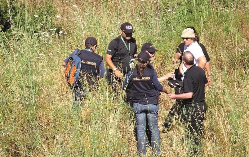 investigação, autoridades, polícia, maddie