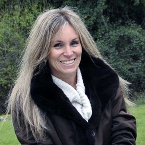 Ana Isabel Vieira, coordenadora do Departamento de Fisioterapia