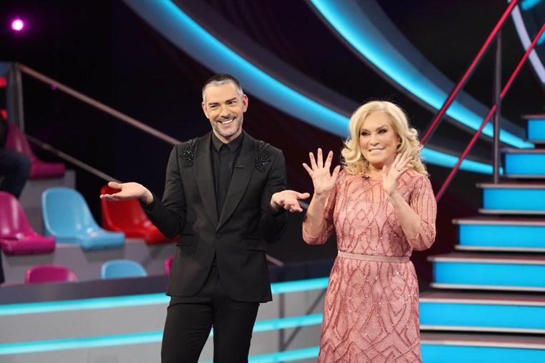 Cláudio Ramos e Teresa Guilherme apresentaram a última edição do 'Big Brother' e revelaram-se uma escolha certeira. Antes, a rainha dos reality shows tinha ocupado o lugar dado ao rosto das manhãs no regresso do formato à TVI
