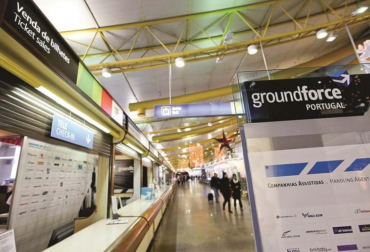 Groundforce vai pagar salários do mês de agosto atempadamente