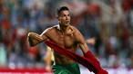 Cristiano Ronaldo faz história e torna-se o maior goleador do mundo por seleções