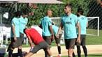 Fernando Santos anuncia revolução total no onze inicial de Portugal para o jogo com o Qatar