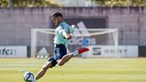 Pablo Sarabia chega para agitar ataque do Sporting