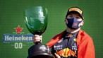 Max Verstappen vence em casa e volta a ser líder do Mundial de F1