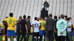 FIFA promete 'decisão disciplinar' sobre suspensão do Brasil-Argentina