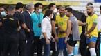 Anvisa 'excedeu todos os limites', critica presidente da Confederação Brasileira de Futebol