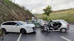 Colisões provocam cinco feridos em Oliveira de Azeméis e Barcelos