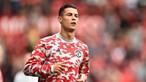 'Ninguém se atreveu a comer doces': os pormenores do jantar do United antes da estreia de Ronaldo