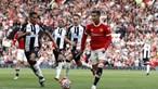 Cristiano Ronaldo fala em regresso a lugar 'mágico' na estreia pelo Manchester United