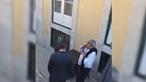 Unidade Contraterrorismo da PJ investiga negacionistas que insultaram Ferro Rodrigues e Gouveia e Melo