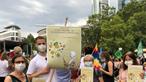 Alemães protestam contra agricultura intensiva em Portugal