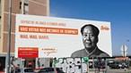 '45 anos a comer arroz': PSD do Seixal alvo de processo por cartaz com Mao Tse Tung