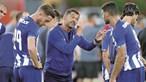 Conceição com dúvidas no ataque do FC Porto