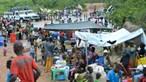 Protesto na província angolana do Zaire acaba com cinco feridos incluindo um menor