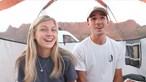 Gabby Petito e o namorado discutiram num restaurante dias antes do desaparecimento da jovem
