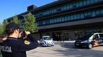 Chefe da polícia fardado roubado com facada junto à PSP de Moscavide