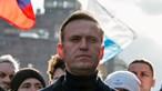 Alexei Navalny vence o prémio Sakharov 2021